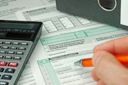 Steuererklärung Steuerberatung Jahresabschluss Steuerbescheid prüfen Existenzgründungsberatung